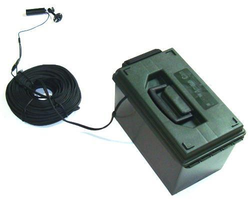 Battery Operated Security Camera >> Battery Operated Outdoor Surveillance Camera Package